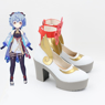 Picture of Genshin Impact Ganyu Cosplay Shoes mp006336