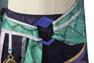 Picture of Genshin Impact Bubu Pharmacy Baizhu Cosplay Costume Jacquard Version C00437
