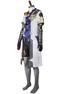 Picture of Genshin Impact Albedo Cosplay Costume Satin Version C00438