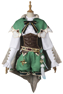 Picture of Genshin Impact Venti Cosplay Costume Satin Version C00442