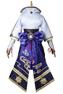 Picture of Genshin Impact  Kamisato Ayaka Cosplay Costume Satin Version C00443