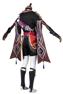 Picture of Genshin Impact Scaramouche Balladeer Cosplay Costume Satin Version C00444