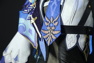Picture of Genshin Impact Eula Cosplay Costume Satin Version C00445
