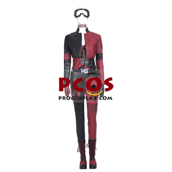 Picture of The Suicide Squad 2021 Harley Quinn Cosplay Costume Upgrade C00495