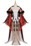 Picture of Genshin Impact La Signora Cosplay Costume Jacquard  Version C00496