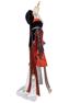 Picture of Genshin Impact La Signora Cosplay Costume Satin Version C00496
