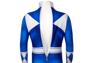 Picture of Rangers Power Rangers Tricera Ranger Dan Cosplay Jumpsuit for Kids C00507