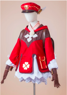 Picture of Ready to Ship Promotion Genshin Impact Klee Cosplay Costume with Bag C00513