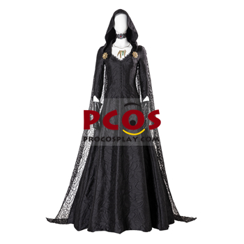 Picture of Game Resident Evil Village Bela Dimitrescu Cosplay Costume C00520