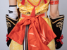 Picture of Genshin Impact  Xiangling Cosplay Costume C00158