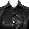 Picture of Cruella 2021 Cruella De Vil  Black Suit Cosplay Costume C00544