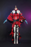 Picture of Arknights Skadi the Corrupting Heart Cosplay Costume Velour Version C00552