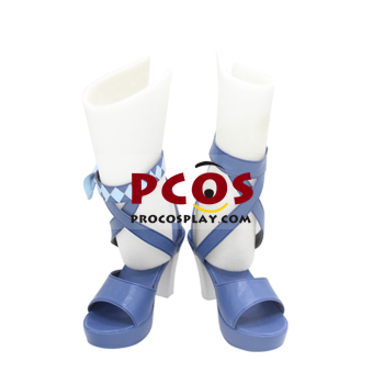 Picture of Genshin Impact Jean Cosplay Swimsuit Shoes C00570