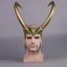Picture of TV Show Loki Loki Laufeyson Cosplay Helmet C00637