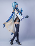 Picture of Genshin Impact Eula Cosplay Costume Jacquard  Version C00445