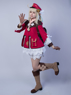 Picture of Promotion Genshin Impact Klee Cosplay Costume with Bag C00513