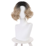 Picture of TV Show Loki Sylvie Cosplay Wig Gradient  Golden Version C00661