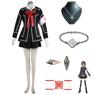 Picture of Ready to Ship Vampire Knight Cross Yuki Cosplay Costumes Black uniform mp005330