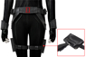 Picture of Black Widow 2021 Natasha Romanoff Black Widow Black Suit Cosplay Costume C00674