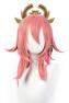 Picture of Genshin Impact Guuji Yae Miko Cosplay Costume Jacquard Version C00665