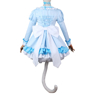 Picture of Nekopara Vanilla Cosplay Costume Blue Maid Outfit C00659_All