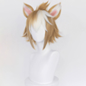 Picture of Genshin Impact Gorou Cosplay Wigs Ear Hair C00693