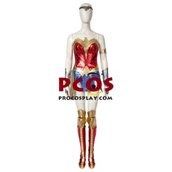 Picture of Wonder Woman 1984 Diana Prince Cosplay Costume C00748