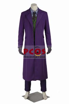 Picture of Batman The Dark Knight Joker Costume C00772