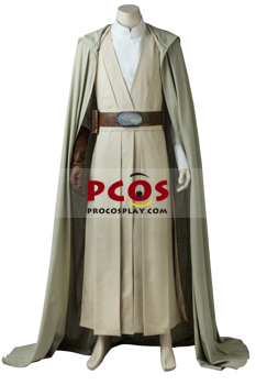 Picture of The Last Jedi Luke Skywalker Cosplay Costume C00782