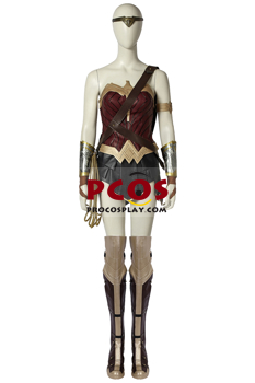 Picture of New Wonder Woman Diana Prince Cosplay Costume C00757