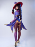 Picture of Ready to Ship Genshin Impact Mona Cosplay Costume  Upgraded Version C00680