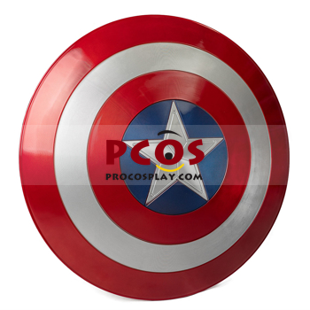 Picture of Ready to Ship Endgame Captain America  Steve Rogers Cosplay Shield  C00771