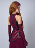 Picture of Ready to Ship New Show WandaVision Scarlet Witch Wanda Finale Cosplay Costume C00296 Knit Version