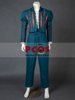 Picture of Ready to Ship TV Show The Witcher 2019 Bard Dandelion Jaskier Cosplay Costume mp005560