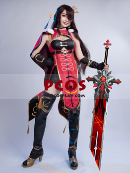 Picture of Ready to Ship Genshin Impact The Same Style of Beidou Cosplay Costume C00026