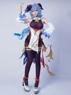Picture of Genshin Impact  Ganyu Cosplay Costume Jacquard Version C00524