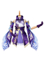 Picture of Ready to Ship Genshin Impact Keqing Cosplay Costume Upgrade C00270